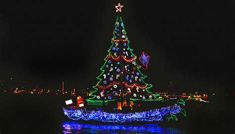 newport beach boat parade christmas 109th annual newport beach christmas boat parade at