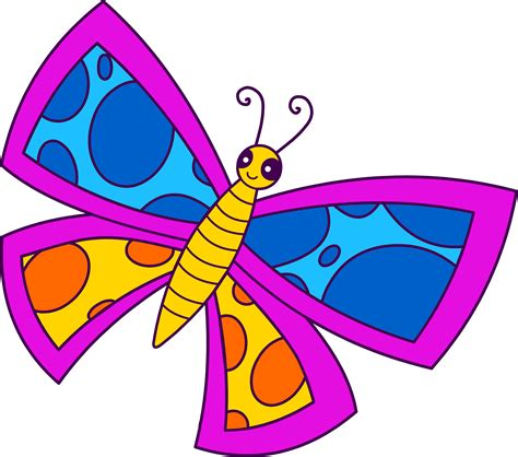 free butterfly clipart free clip butterfly cliparts co