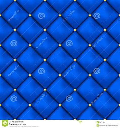 upholstery background vector seamless buttoned leather pattern upholstery or