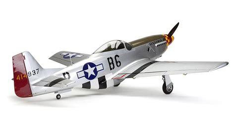 P 51 Mustang Hangar 9 by P 51 Mustang 60cc Arf 2m23 Hangar 9 Han4770 Han4770