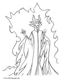 maleficent coloring pages maleficent powerful maleficent coloring page