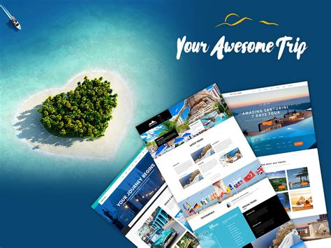 wordpress themes free travel agency tour and travel agency wordpress themes top 15 wp daddy