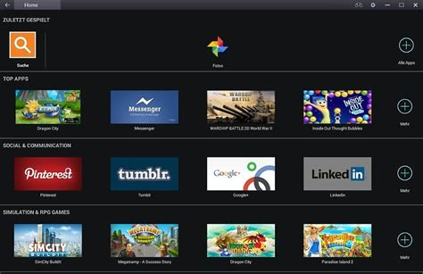 bluestacks home here is how to use android on your pc androidpit