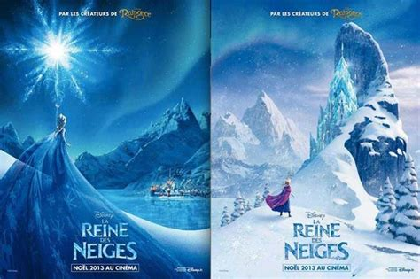 frozen french poster elsa and anna photo 35932156 fanpop 13 best disney animation marketing images on pinterest