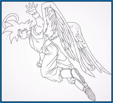imagenes para colorear a dragon ball z galeria de dibujos de pintar de dragon ball z imagenes
