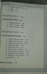 Buku Cara Praktis Baca Al Quran Metode Asy Syafii Edisi Iqra buku metode mudah membaca al qur an iqro toko muslim title