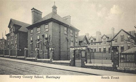 harringay postcards