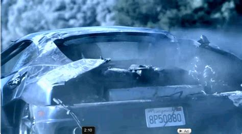 Detox Car Wreck by Dr Dre Crashes While Filming New