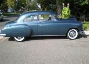 1950 chevrolet 2 door sedan 61046