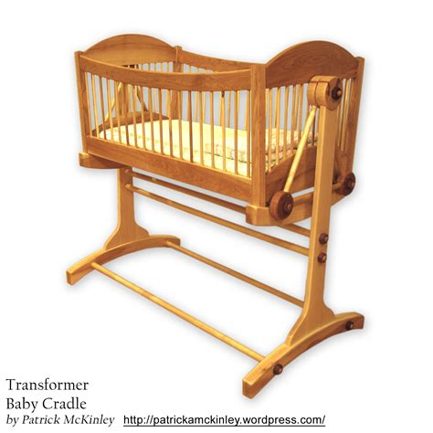 Baby Crib Plans Free Baby Cradle With Title A Mckinley S Woodworking