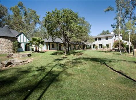 ranch house ojai reese witherspoon s rustic ojai ranch abode