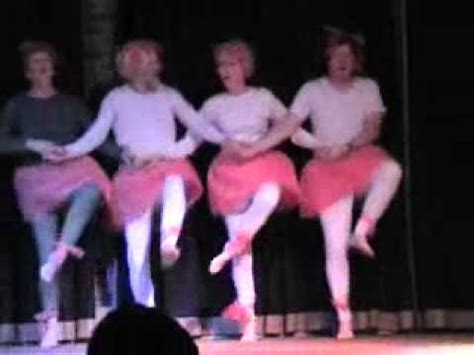 dance of the swans wilbarston s got talent dance of the little swans one