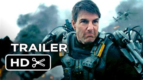 film tom cruise alieni edge of tomorrow official trailer 1 2014 tom cruise