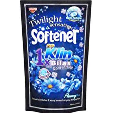 Softener Soklin 1x Bilas 900ml softener 1x bilas twilight pt indah jaya indonesia