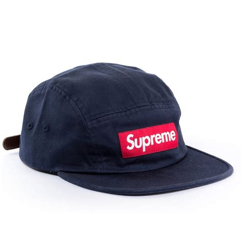 supreme 5 panel czapka z daszkiem supreme 5 panel washed chino twill c