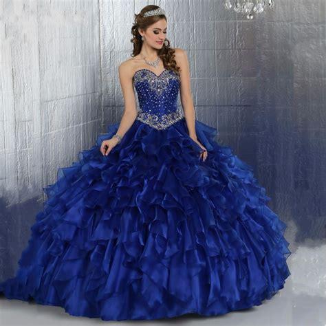 design quinceanera dress 2016 new latest design high quality organza princess