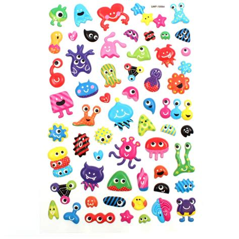 Home Decor Shop Uk by Space Puffy Stickers Hobbycraft