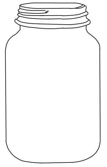 template of jar sweetly scrapped jar i jars free printable