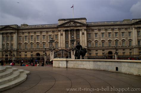 when was buckingham palace built it rings a bell a guide to london buckingham palace