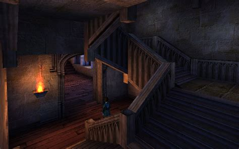 The Third Floor by Staircase To The Third Floor Harry Potter Wiki