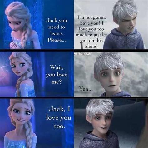 film elsa frozen dan jack frost 17 best images about jack elsa jelsa on pinterest movies