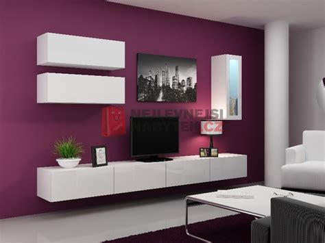 Small Living Room Ideas With Tv Ob 253 Vac 237 Stěna Vigo 12 B 237 L 225 B 237 L 253 Lesk