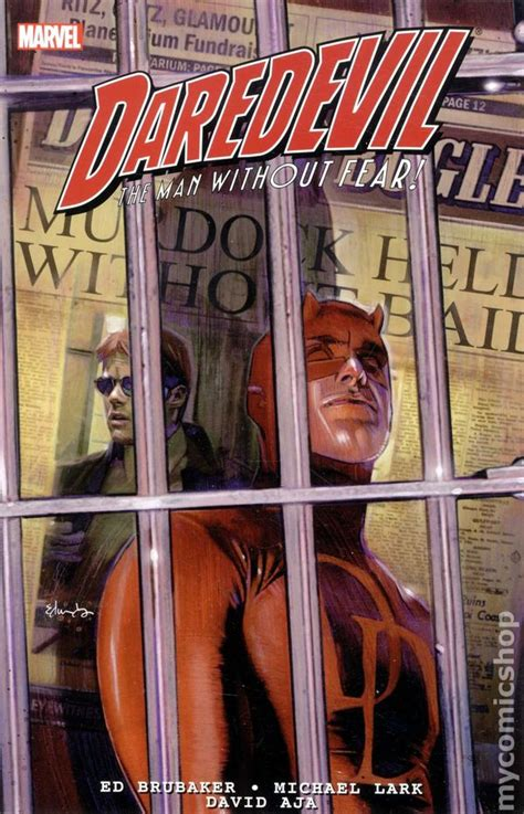daredevil by ed brubaker daredevil tpb 2012 ultimate collection by ed brubaker and michael lark comic books