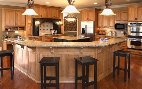 custom woodwork and design emerging kitchen cabinet trends in 2017