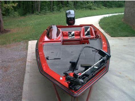 bass boat central setup bumblebee