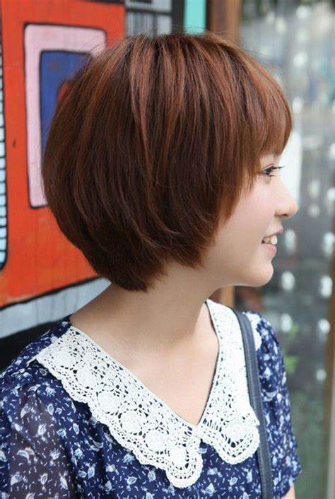 Short Layered Bob Sides Feathered Back | 42 best images about haircuts on pinterest cute short