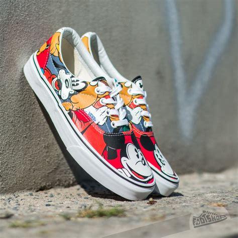 Vans Disney Mickey vans u era disney mickey friends multicolor footshop