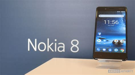Nokia Android Windows 8 how does the nokia 8 stack up against the competition android authority