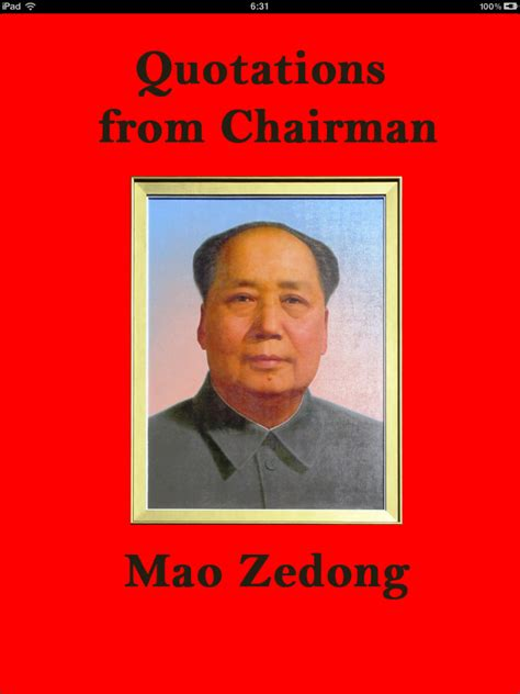 biography mao zedong book little red book mao quotes quotesgram