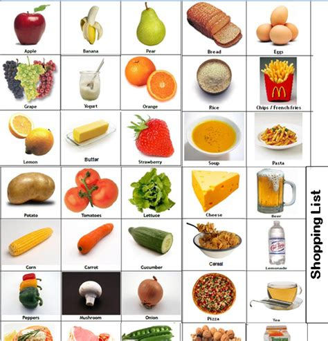 being inspired day 25 shopping list fridge magnets