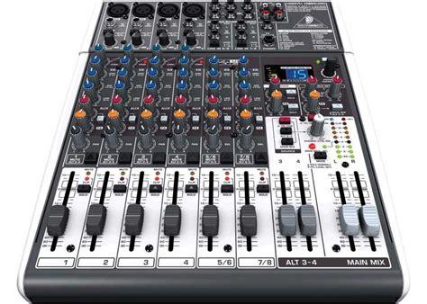 Mixer Xenyx 1204 Usb behringer xenyx x 1204 usb mixer
