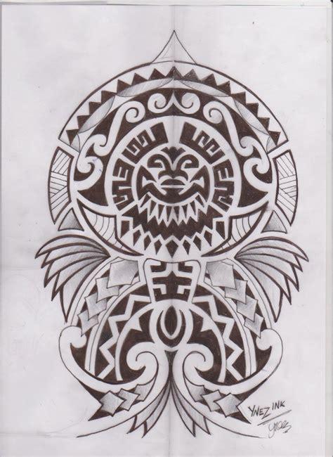 native hawaiian tattoo designs polynesian by kymynez on deviantart