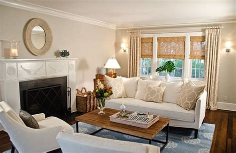 Living Room Shades Window Coverings - how to decide the best window treatments for your fall home