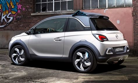 opel adam 2015 2015 opel adam rocks review specs photos