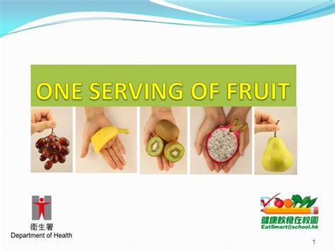 1 fruit portion what is one serving of fruit f f info 2017