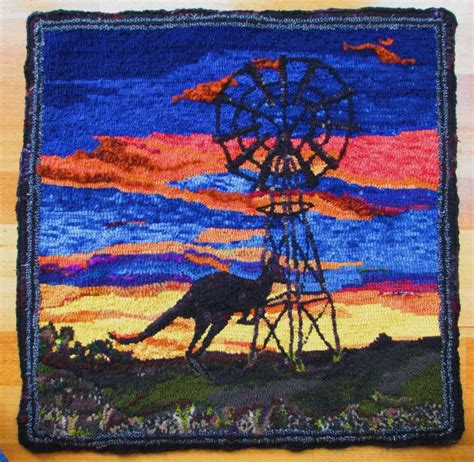 Rug Hooking Daily by 157 Best Images About Hooked Dogs On