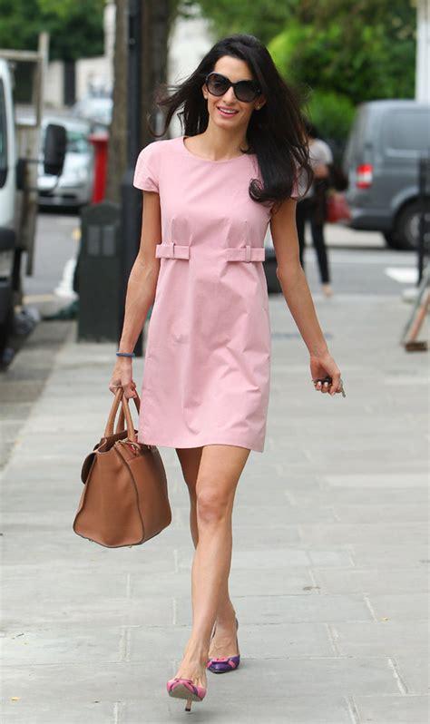 Amel Size L dress amal clooney bag wheretoget