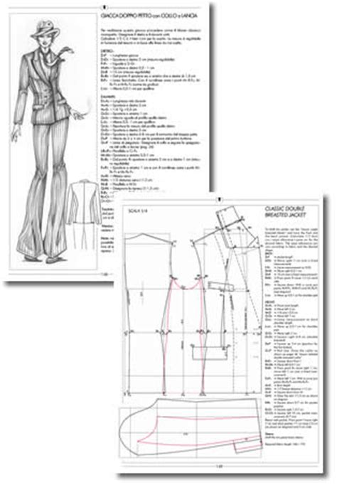 jacket pattern making books il modellismo the pattern making book for the pattern