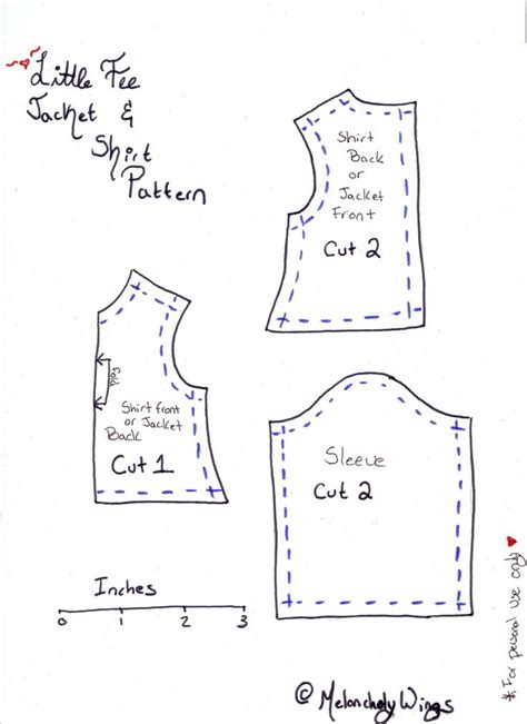 pattern bjd clothes 73 best bjd clothing sewing patterns images on pinterest