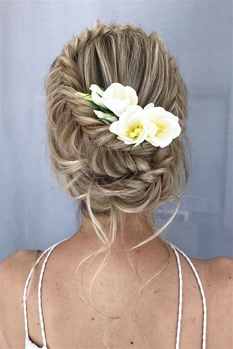 Wedding Hairstyles For Really Thin Hair by Best 25 Braids For Thin Hair Ideas On Styles