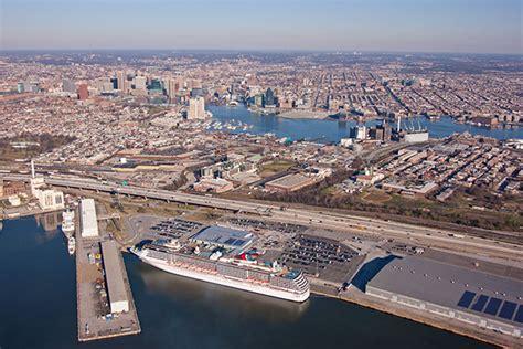 Baltimore Address Lookup Baltimore Cruise Port Address Parking Information Cruise Critic