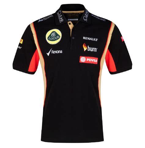 lotus shirt polo shirt formula one 1 lotus f1 team new pdvsa