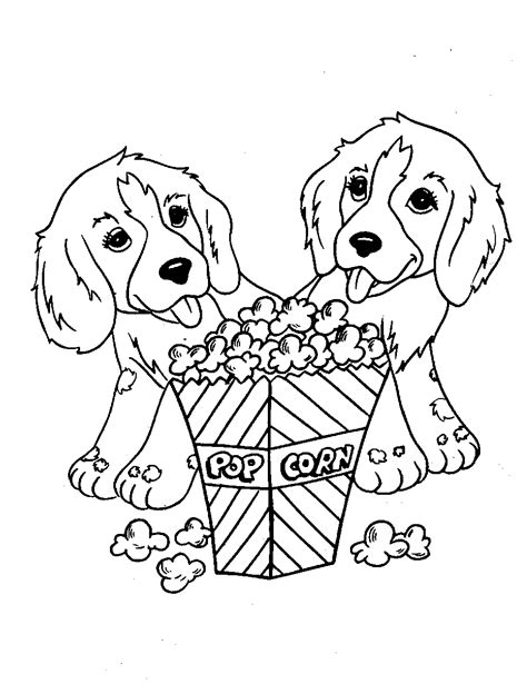 Free Printable Dog Coloring Pages For Kids Puppy Coloring Pages