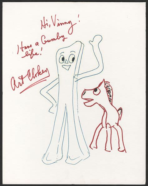 how to draw gumby and pokey