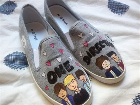 one direction shoes for one direction shoes by itsonlyanny on deviantart