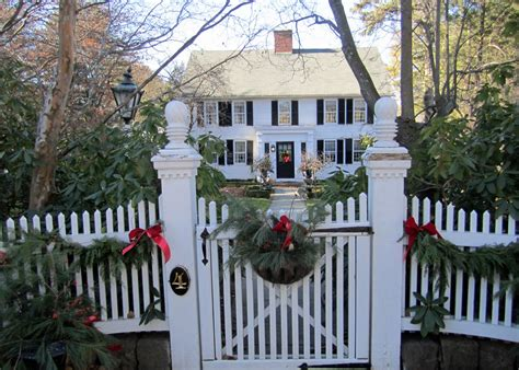 new home christmas decoration naples and hartford in season a traditional new england